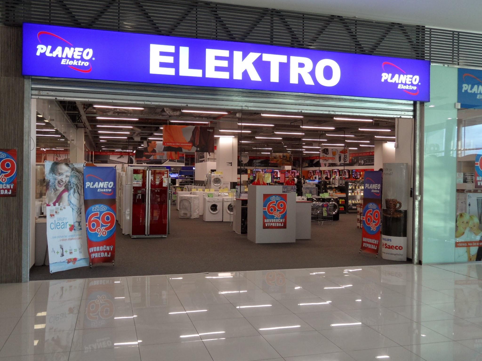 PLANEO Elektro Prievidza 77b2380b640